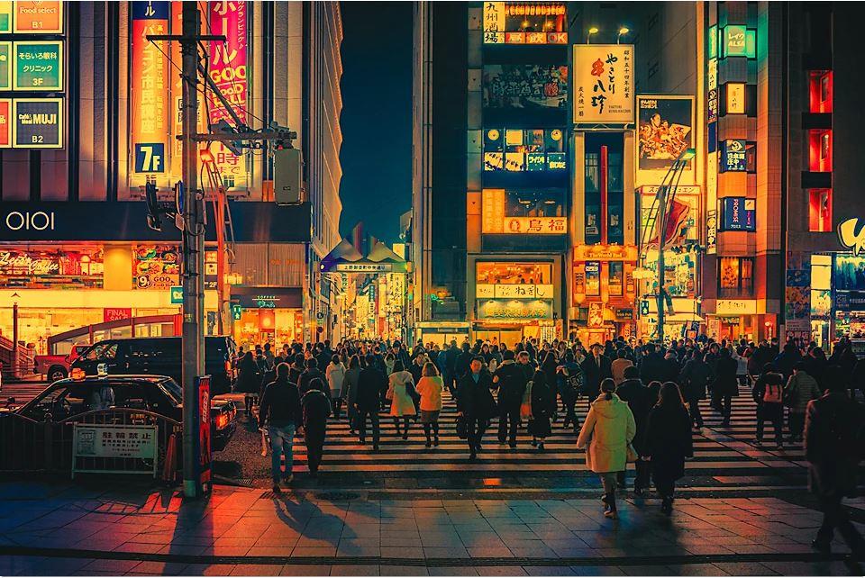 Anthony Presley Tokyo