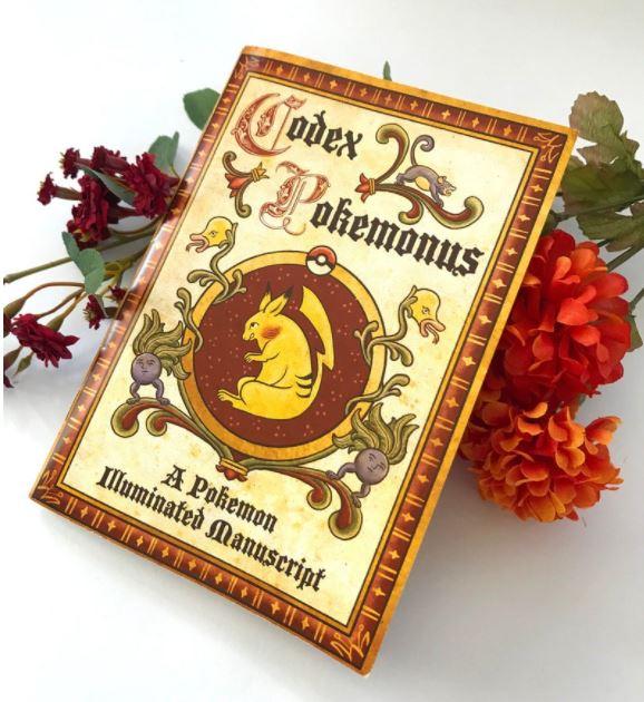 Codex Pokemonus Cover