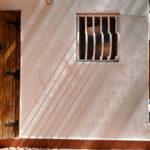 Schatten Fenstergitter Süditalien